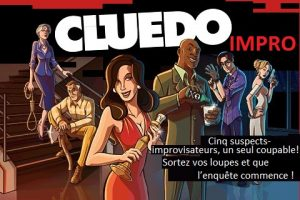 Cluedo on iPhone